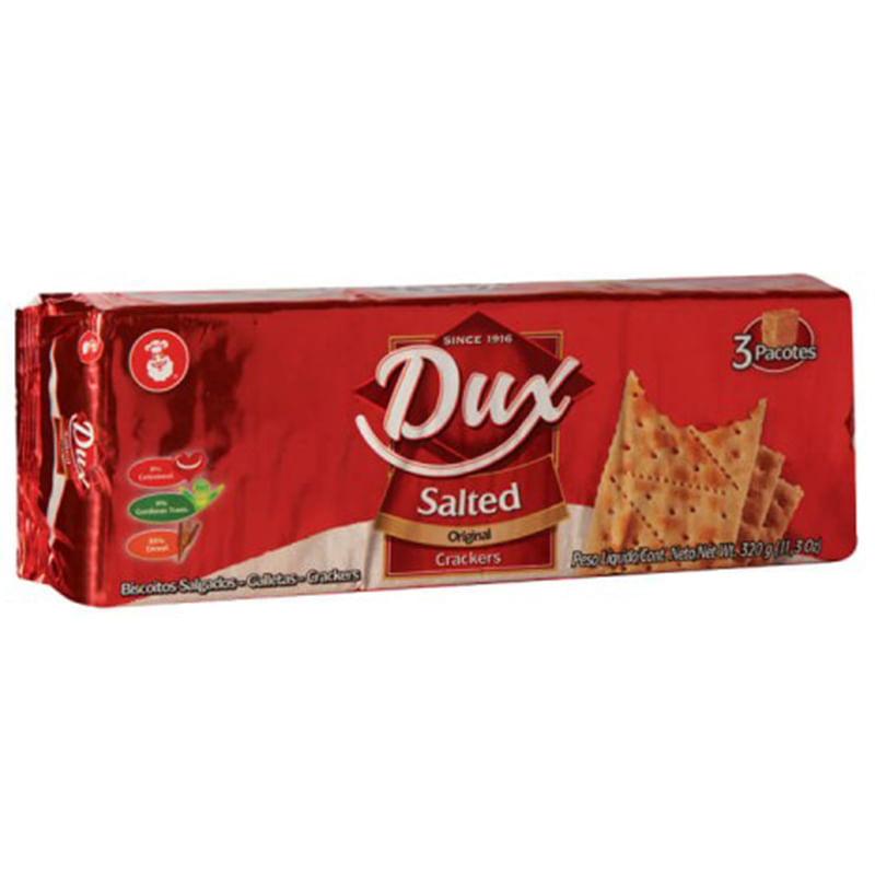 Dux Salted 300g