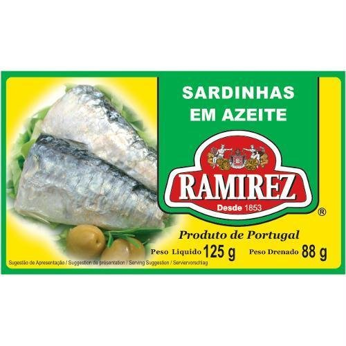 Sardinhas em Lata Ramirez