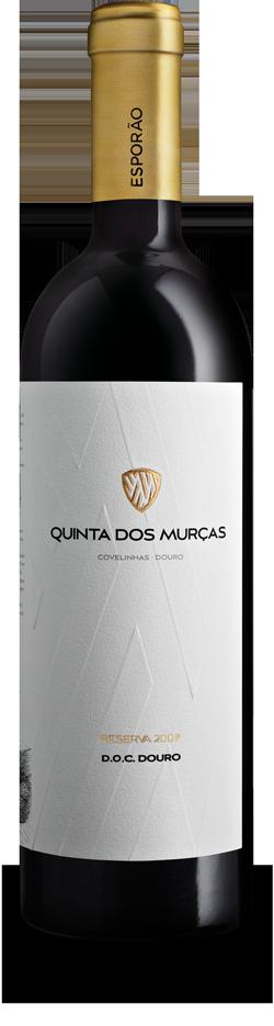 Quinta+dos+Mur%C3%A7as+Reserva+Tinto+2009+750ml